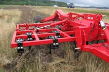 Култиватор HE-VA Tripple - Tiller - Трактор