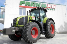 Claas Axion 920 - Трактор