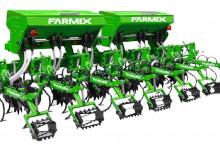 Окопен култиватор с торовнасяне FARMIX CR6 - Трактор