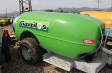 Вентилаторна пръскачка Gavrilos 2000 л. - Трактор