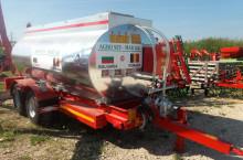 Цистерни за вода SAHINLER - Трактор