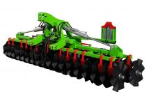 Брана дискова сгъваема BDS - Трактор