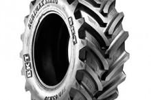 BKT AGRIMAX SIRIO 600/70R30 - Трактор