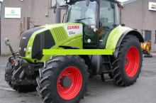 Claas Axion 820 - УНИКАЛЕН! - Трактор