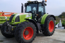 Claas Arion 640 - Трактор