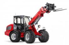 WEIDEMANN 4080LPT - Трактор