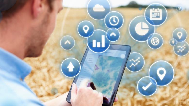 Как дигитализацията се отразява на работата на фермерите?