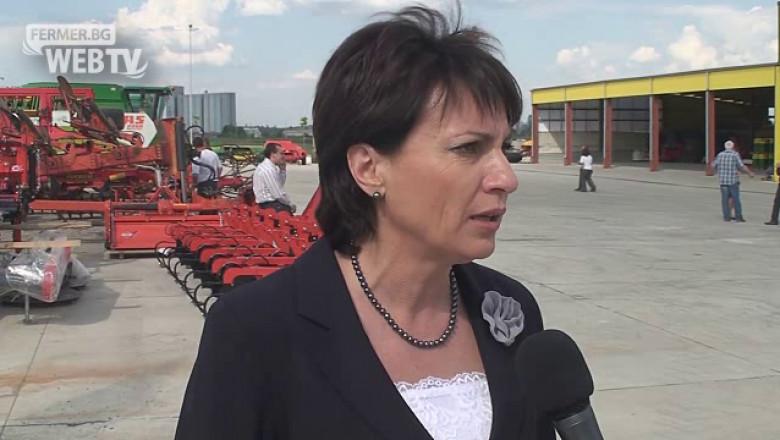 Лили Боянова ( ГЕРБ ) за исканите оставки в МЗХ