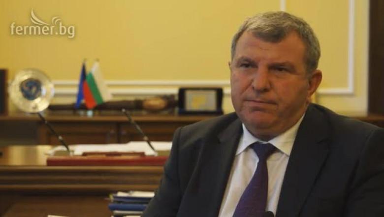 Интервю с министърът на земеделието проф.Димитър Греков ( пълно видео )