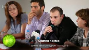 Свилен Костов за сеитбооборота и мярка 214