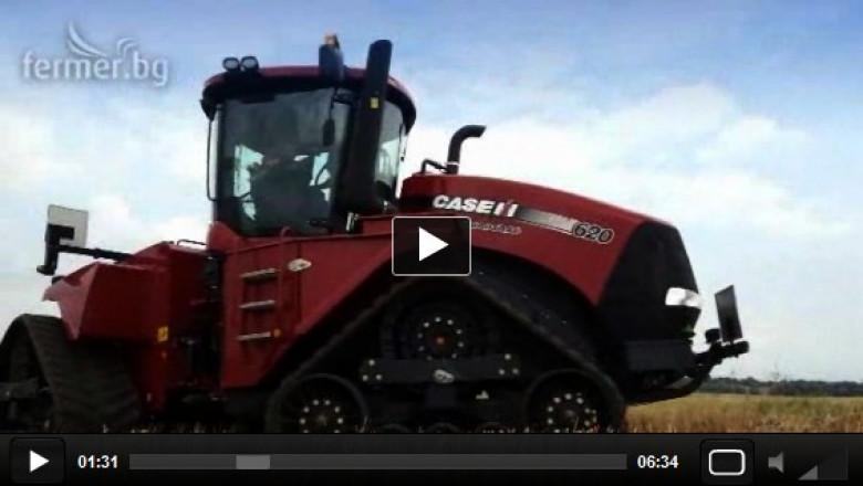 Трактори Case IH Steiger и Quadtrac 620  излизат на пазара през 2014 г.