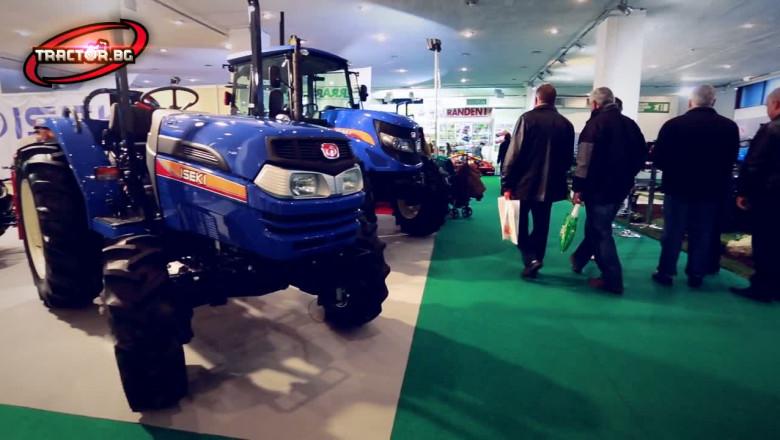Сатнет стана вносител на японските трактори ISEKI и за Гърция