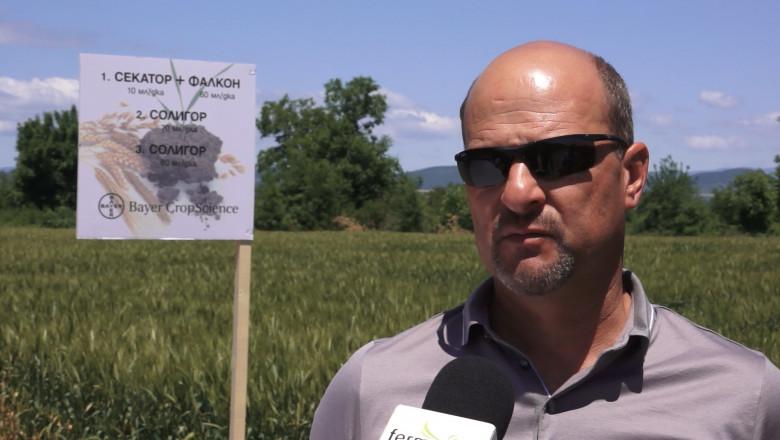До дни започва жътвата на ечемика от реколта 2015