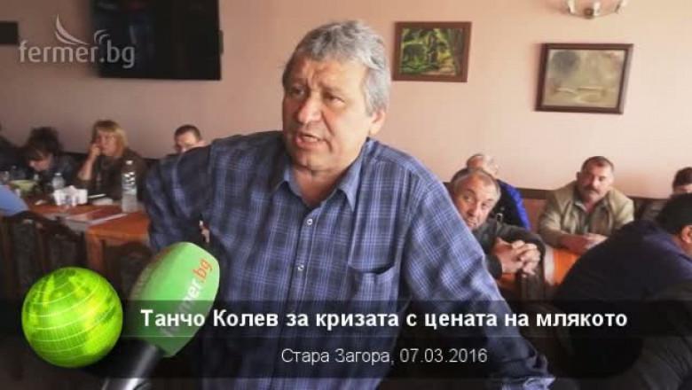 Танчо Колев: Танева да разпусне БАБХ!