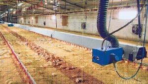 Отоплителна и климатична техника за ферми