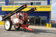 Пръскачка GASPARDO CAMPO 32P A624 V7 R48 SECTION CONTROL - Трактор