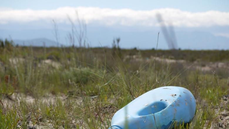 Захвърлени пестициди застрашават река Стряма