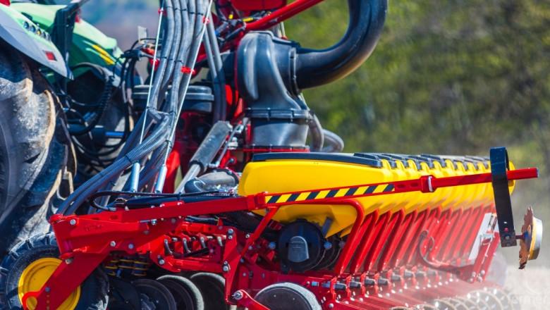 Фермерите споделят за своя успех със сеялката Väderstad Tempo
