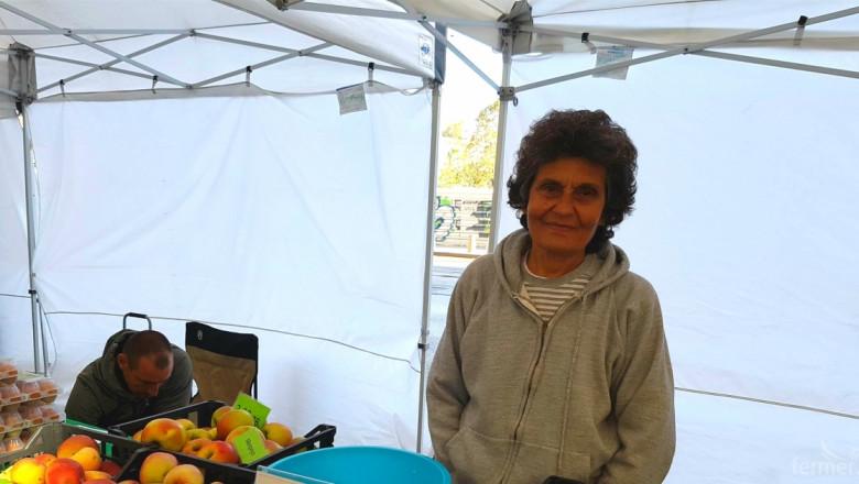 Дамите в селското стопанство: Снежанка Коцева