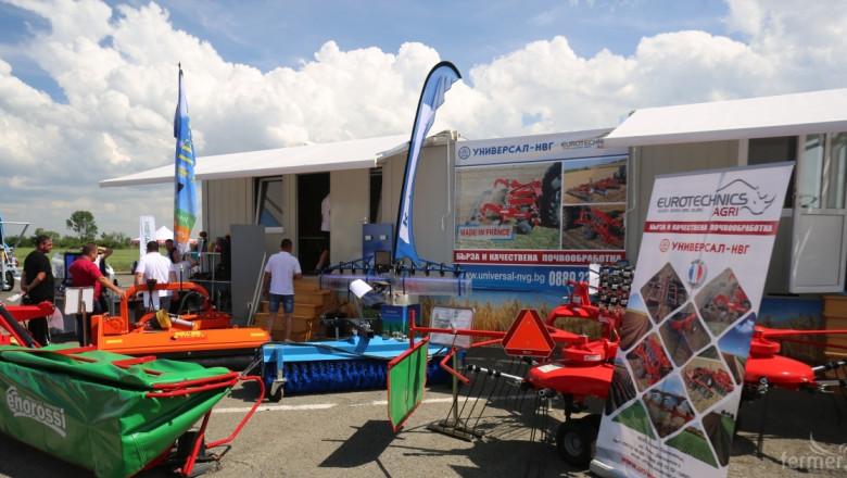 Австрийските трактори Lindner вече и в България от Универсал-НВГ