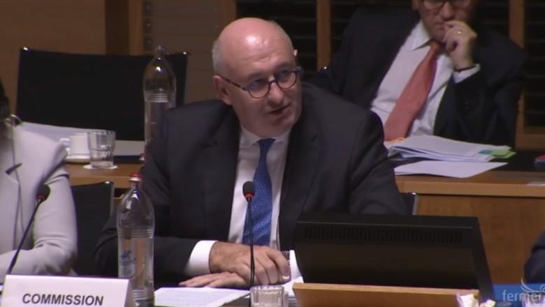 Фил Хоган: Новата ОСП гарантира, че ще остане обща и с главно О