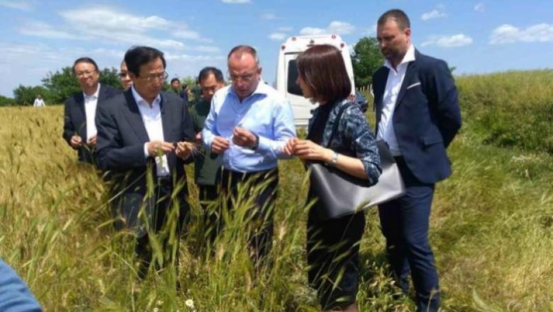 Искаме по-скоро да започнем износ на агростоки към Китай