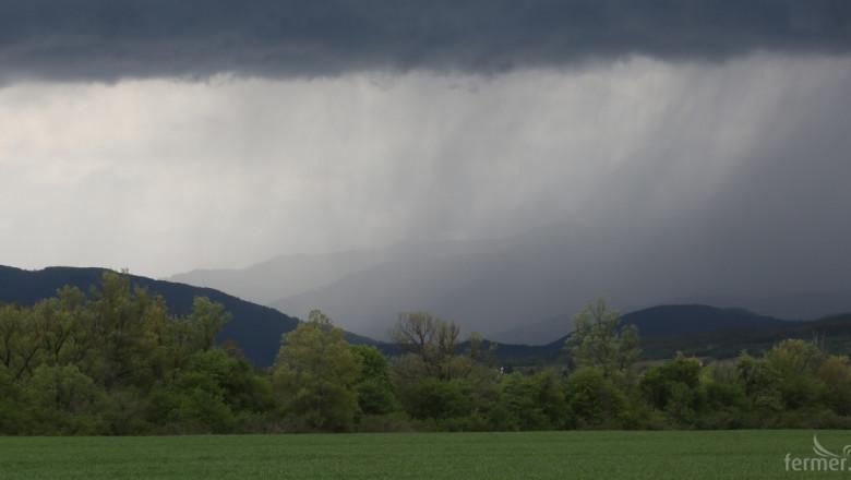 Агрометеорология: Следващата седмица ще е дъждовна