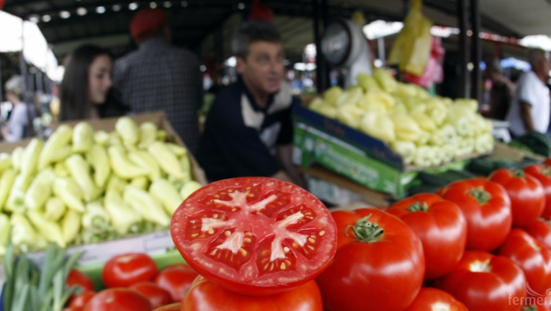 Доматите имат рекордно ниски цени тази пролет в Европа