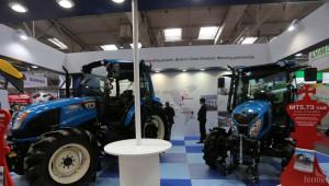 LS представи изцяло нови трактори за европейския пазар на Агритехника
