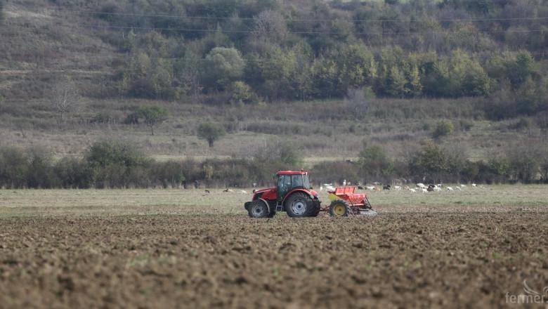 33 000 дка с пшеница вече за засети в Търговищко