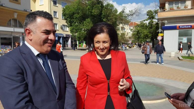 Министър Танева ще бъде на работно посещение в град Варна