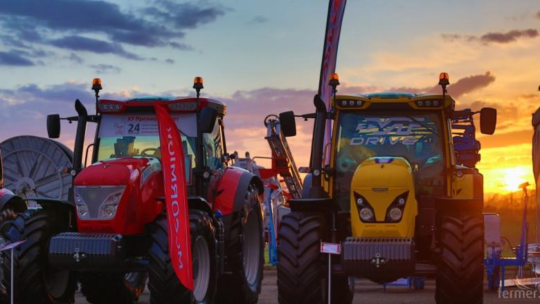 Премиум трактори McCormick при премиум условия за закупуване пусна Оптиком (ВИДЕО)