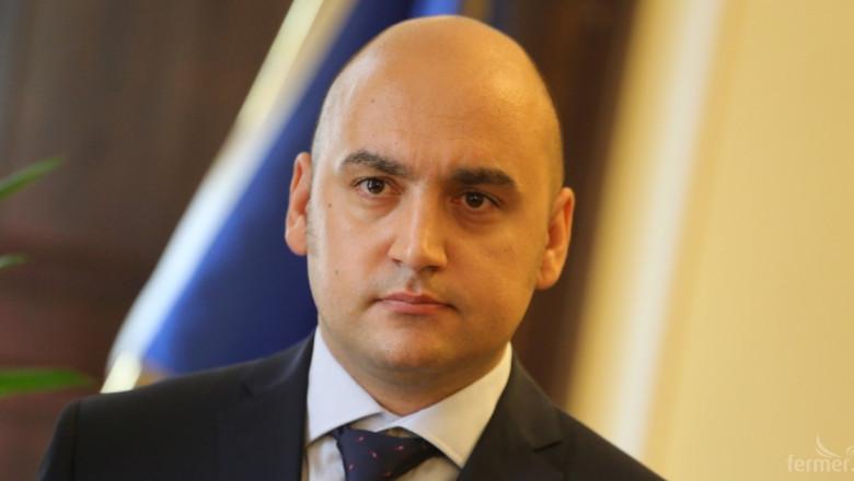Васил Грудев: Няма да допуснем ГМО в България!