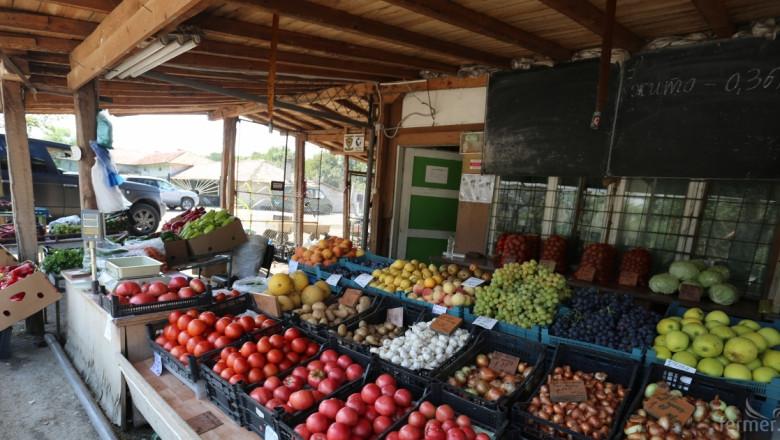 Фестивал на фермерските пазари се провежда в София