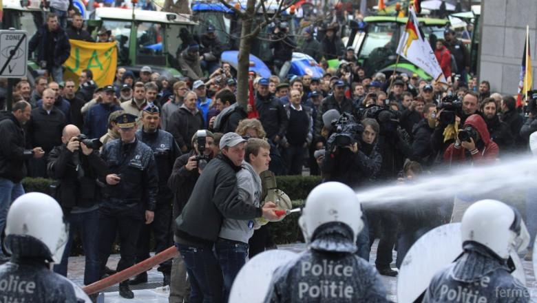 Над 50 български фермери ще участват в европейския фермерски протест в Брюксел (ДОПЪЛНЕНА)