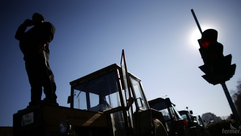 Масово медиите не отразяват националния фермерски протест днес (ОБНОВЕНА)