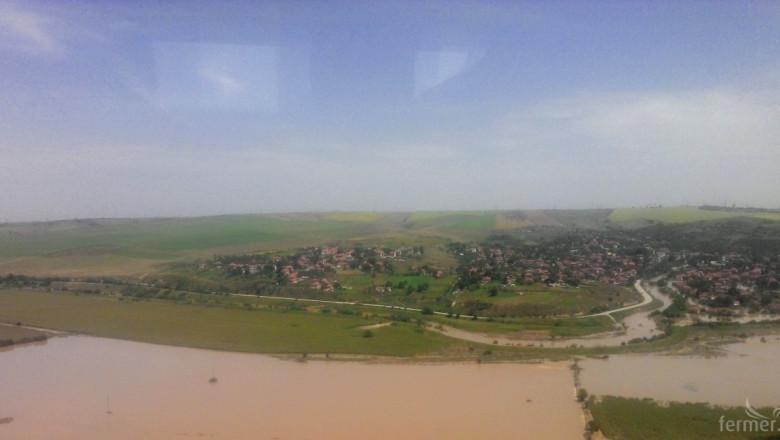 България получава 2 000 000 евро за наводненията през 2014 г. - част от тях за агросектора