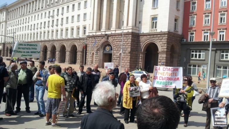 Пчелари излизат на протест. Искат 40 лева субсидия на кошер