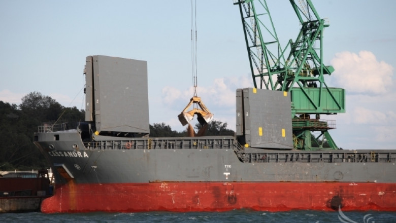 Христо Цветанов: Пристанищата не могат да поемат целия обем зърно! (ВИДЕО)