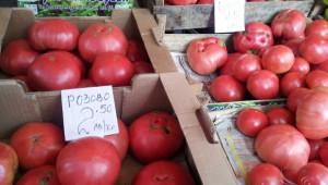 """Българските домати """"Розово сърце"""" излизат на пазара"""