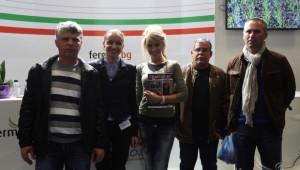 Министър Греков, фермери и партньори посетиха щанда на Фермер.БГ на АГРА  (ВИДЕО)