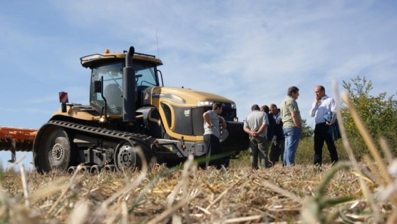 Реалният индекс на дохода в селското стопанство намалява, сочи оценка на НСИ