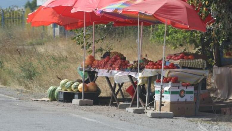 Производители на плодове и зеленчуци останаха без пазар с пускането на АМ Тракия