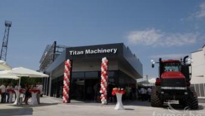 Тайтън Машнъри България откри нов Агробизнес център в Русе