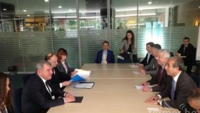 Димитър Греков обсъди с турския си колега сътрудничеството между двете държави