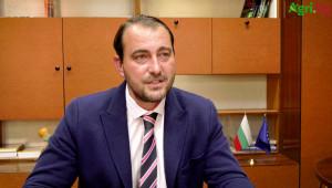 Чавдар Маринов: Първо интервю като зам.-министър