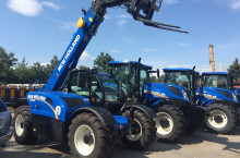 New-Holland LM7.35 - Трактор