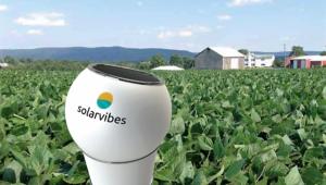 Агроиновации: Соларни сензори на полето