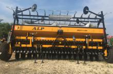 ALP механична сеялка за житни култури - Трактор