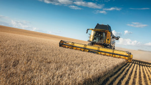Купи комбайн NEW HOLLAND и спести до 50 000 лв.